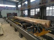 Forestry equipment horizontal wood portable band saw Hydraulic sawmill